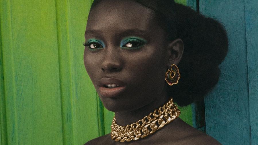 Rebeca viu o sonho de virar modelo depois que seu vídeo viralizou entre famosas - Divulgação/@waymodel/@ffw/ @t_borba