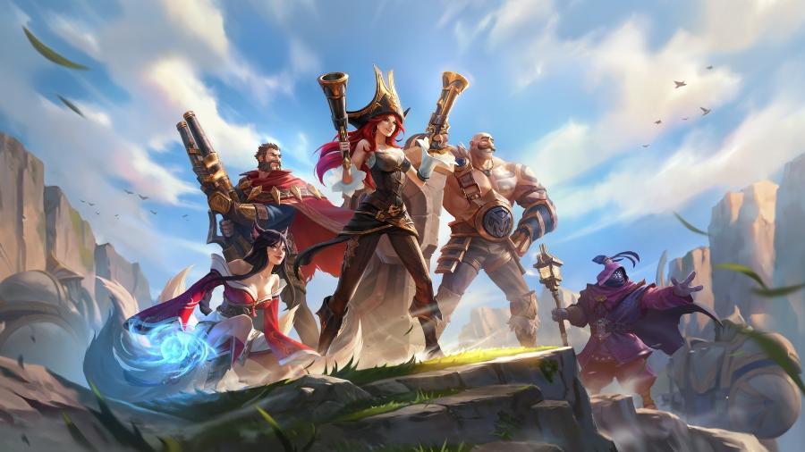 League of Legends: Wild Rift - Divulgação/Riot Games