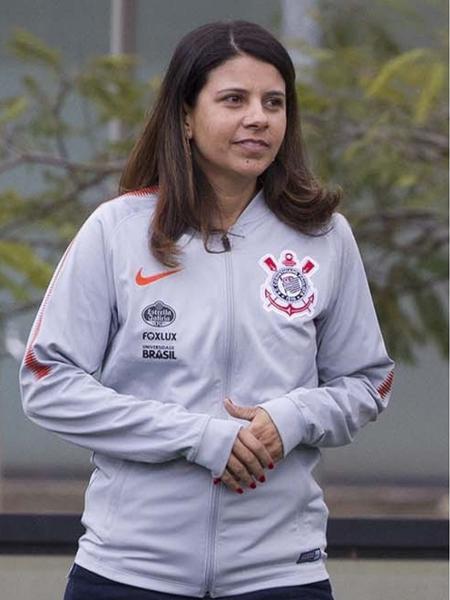 Ana Carolina Ramos e Côrte, médica do Corinthians - Daniel Augusto Jr./Agência Corinthians