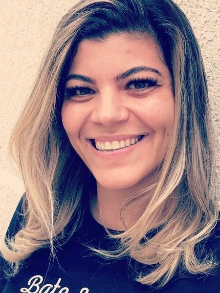 A paulistana Luciene Müller, 42, é hoje empresária e lançou seu primeiro livro - Arquivo pessoal