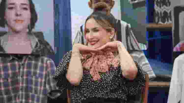 Claudia Leitte - Reprodução/TV - Reprodução/TV