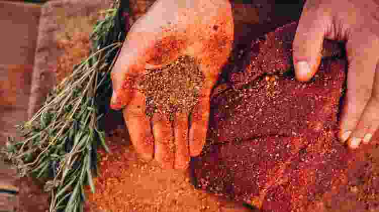 Dry rub - wundervisuals/Getty Images - wundervisuals/Getty Images