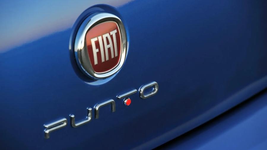 Fiat Punto - Reprodução