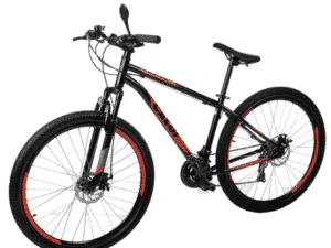Bicicleta Vulcan Caloi - Divulgação - Divulgação