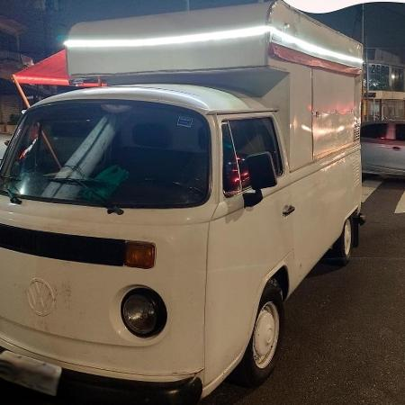 O food truck Dog Loko do Meu Querido é ponto de encontro no Mandaqui, zona norte de São Paulo - Divulgação