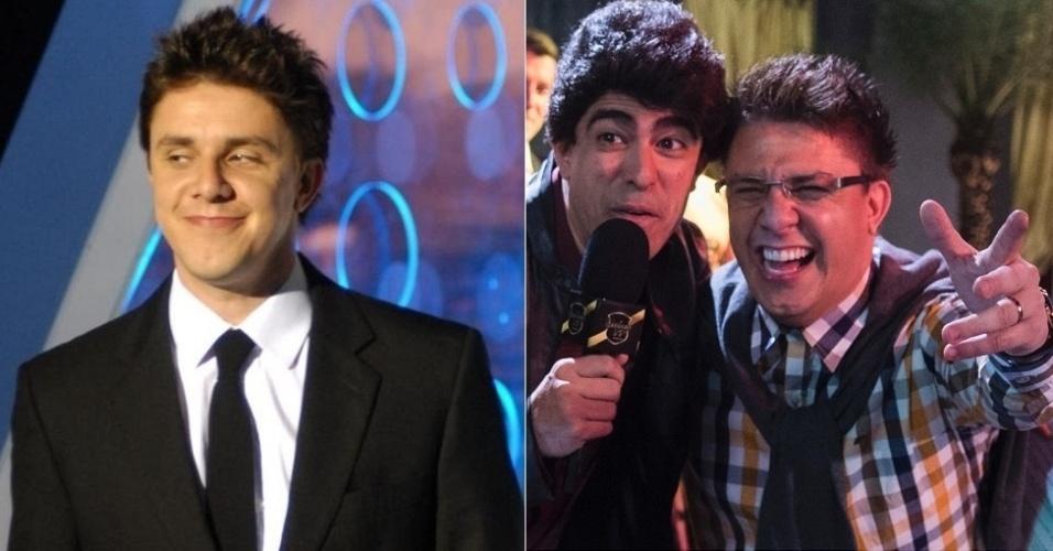 """De repórter do """"CQC"""", Oscar Filho virou apresentador no final de 2011, substituindo Rafinha Bastos. O humorista foi demitido no final de 2014 e peregrinou por emissoras sem nenhum trabalho fixo. Seu trabalho mais recente na TV foi uma participação no """"Ta no Ar"""", da Globo. Ele também está em cartaz no teatro com seu espetáculo de stand-up comedy"""