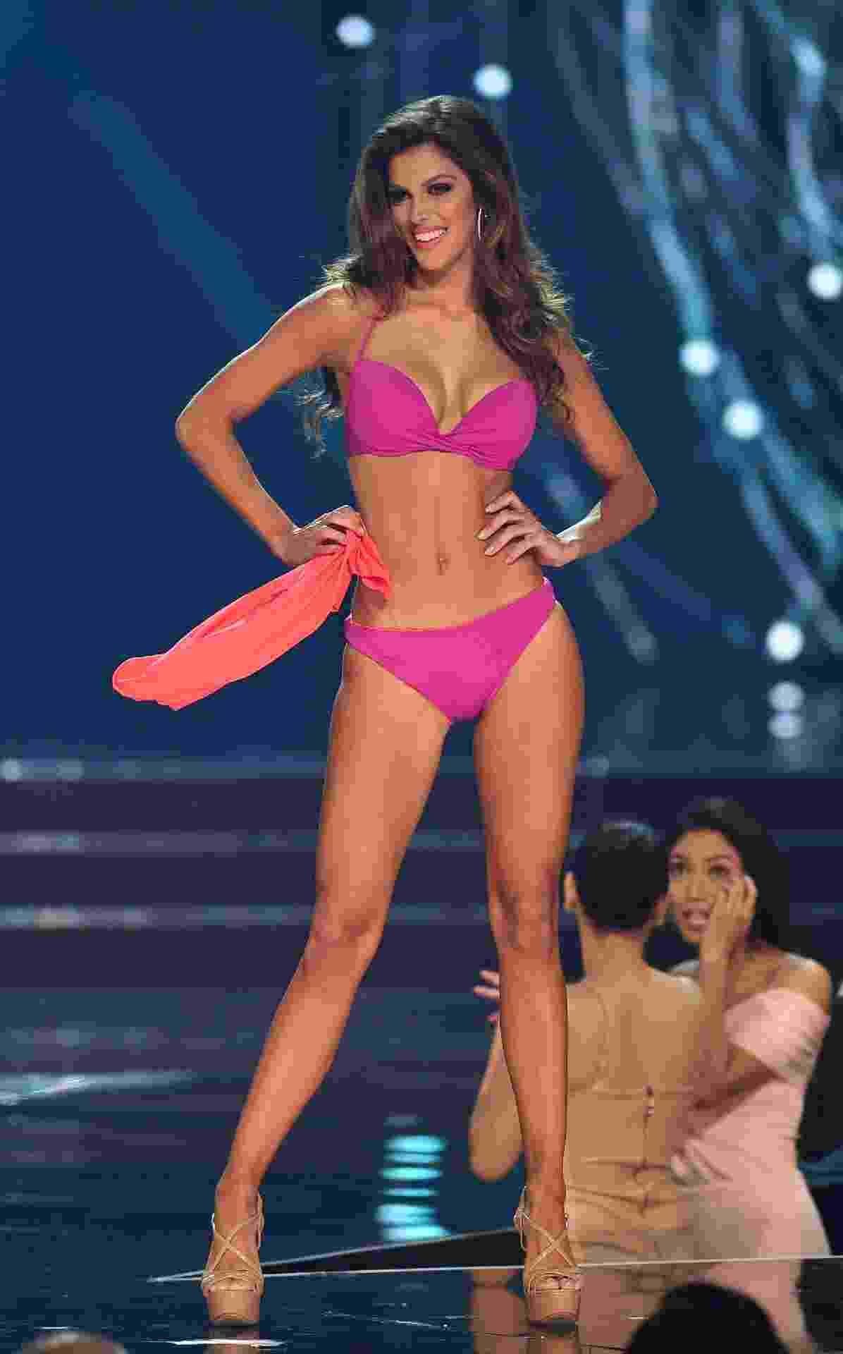 Miss França: Iris Mittenaere - AFP