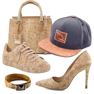 62ee221df Da rolha de vinho para o look: cortiça agora estampa sapatos e acessórios -  BOL Listas - BOL Listas