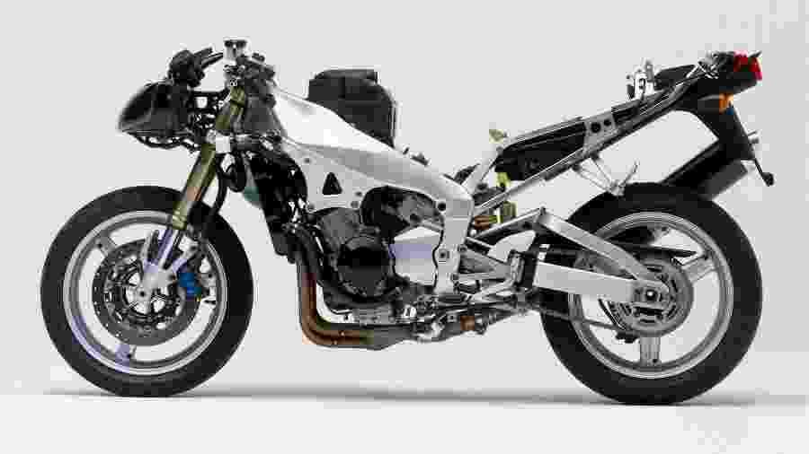 Uma motocicleta com bom chassi é mais segura, eficiente e mais prazerosa de se pilotar - Divulgação