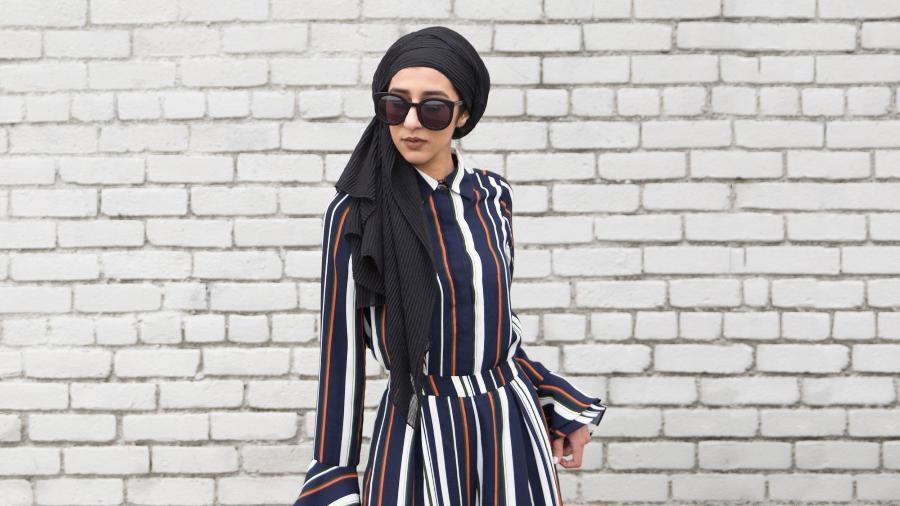 """A loja lança a """"Verona Collection"""" dedicada à moda para mulheres muçulmanas - Divulgação"""
