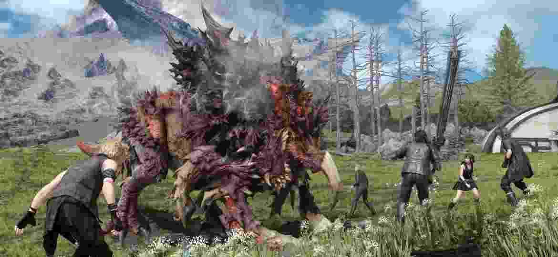 Final Fantasy XV - Divulgação