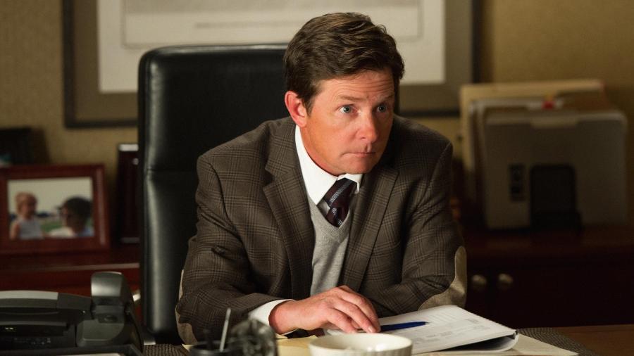 O ator Michael J. Fox - Divulgação