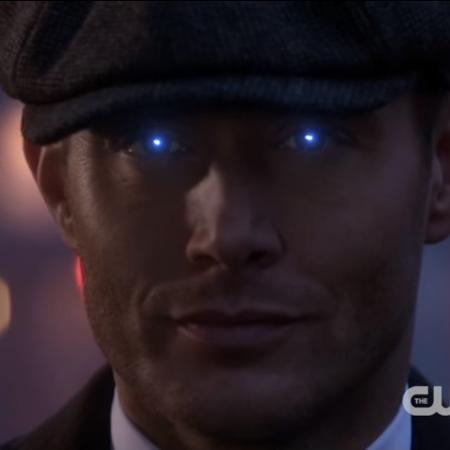 """Dean (Jensen Ackles) aparece possuído por Miguel em """"Supernatural"""" - Reprodução/YouTube"""