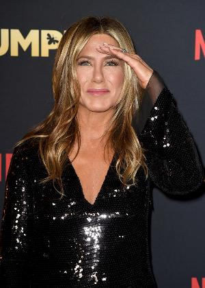 Jennifer Aniston está mirando 2019