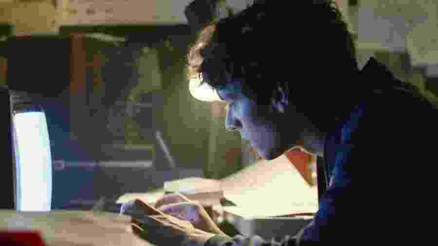 """Cena do filme """"Black Mirror: Bandersnatch"""" - Divulgação"""