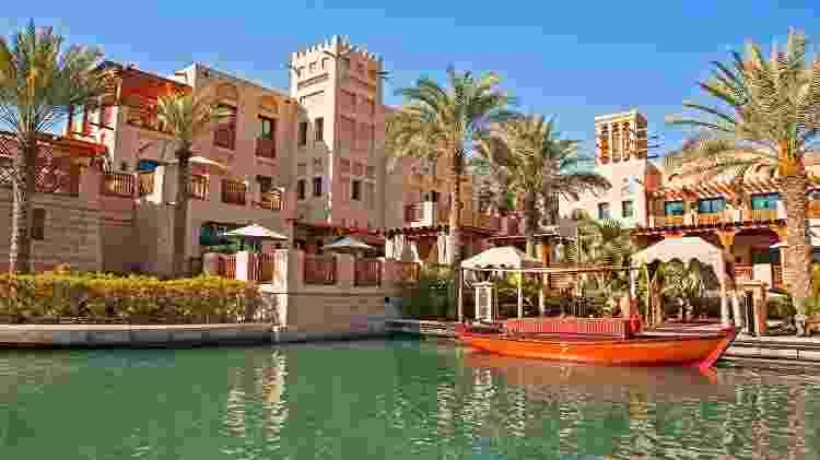 Madinat Jumeirah, em Dubai - majaiva/Getty Images/iStockphoto - majaiva/Getty Images/iStockphoto
