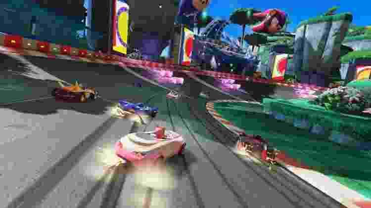 Team Sonic Racing 2 - Reprodução - Reprodução