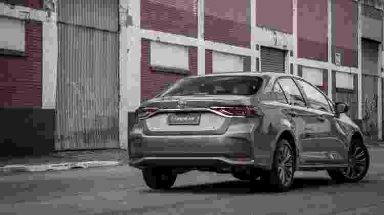 Versão XEi é a mais vendida da gama Corolla - e assim deve permanecer na nova geração - Divulgação