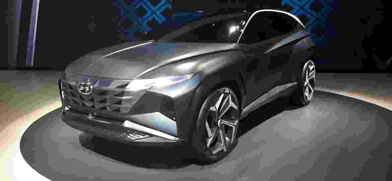 Vision T mostra como serão os próximos SUVs da Hyundai - Vitor Matsubara/UOL
