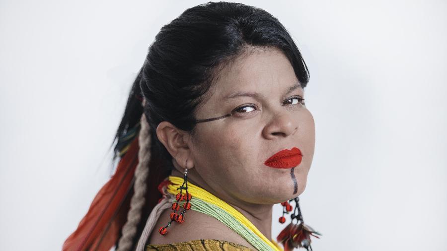 Sônia Guajajara - Carine Wallauer/UOL