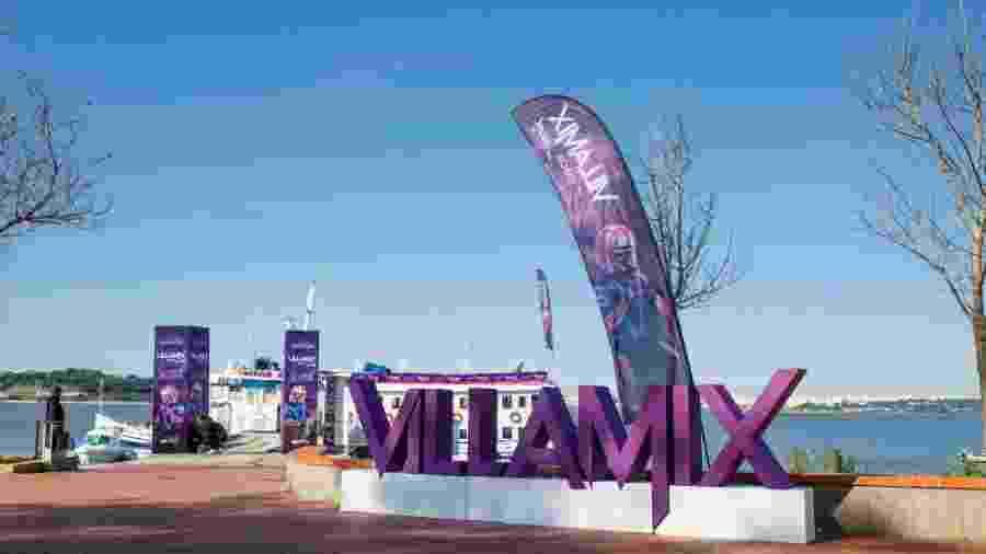 Villa Mix Lisboa será ao ar livre  - Divulgação