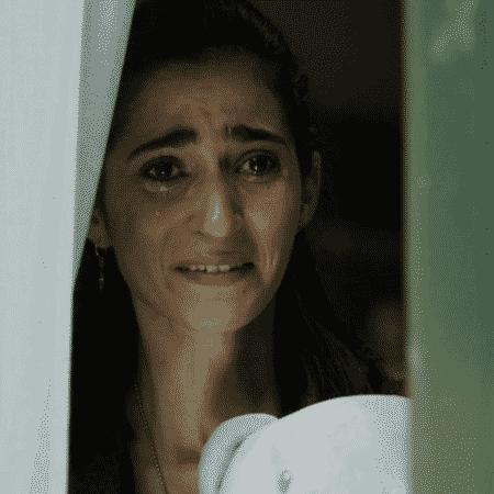 """Nairóbi em cena da parte 3 de """"La Casa de Papel""""  - Reprodução/Twitter"""