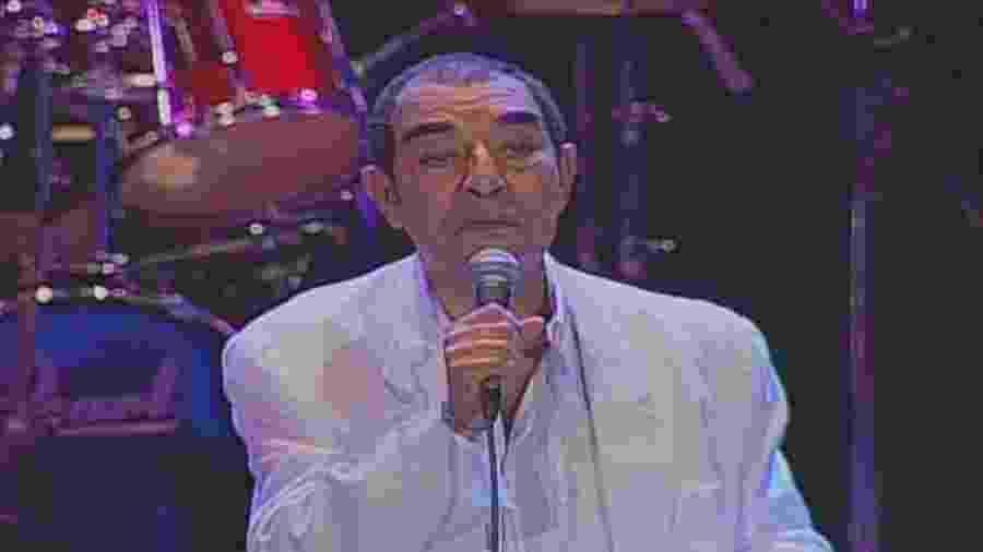 O sambista, cantor e compositor João Nogueira, que morreu há exatos 20 anos - Reprodução/YouTube