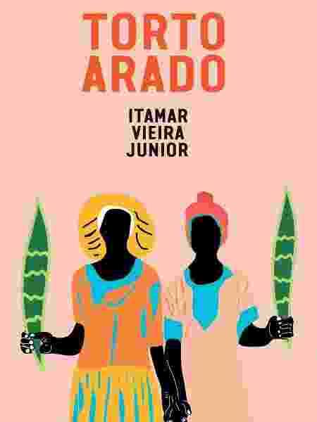 """Capa da edição brasileira do livro """"Torto Arado"""", lançado pela editora Todavia em 2019 - Divulgação - Divulgação"""