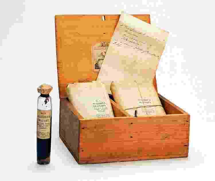 cólera kit século 19  - Getty Image - Getty Image