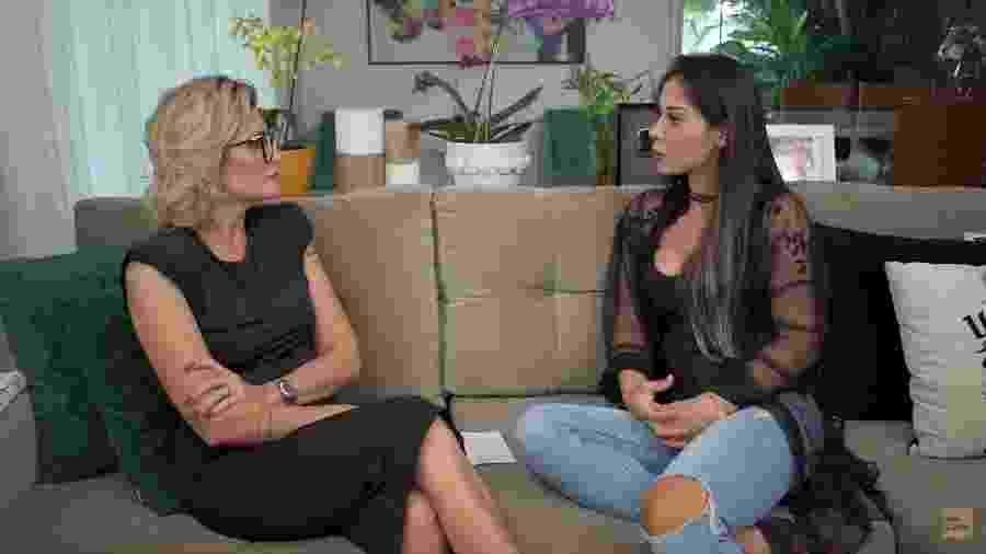 Mayra Cardi fala sobre o relacionamento com Arthur Aguiar, em entrevista a Antônia Fontenelle - Reprodução/Instagram