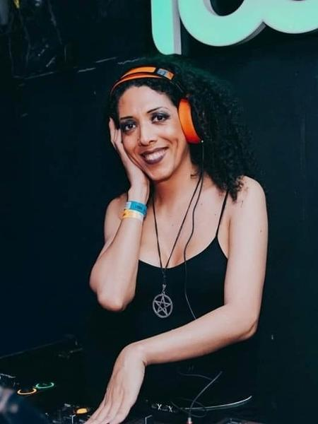 Lirous Ávila: a assistente social e DJ que vive num quadrisal - Reprodução/Facebook