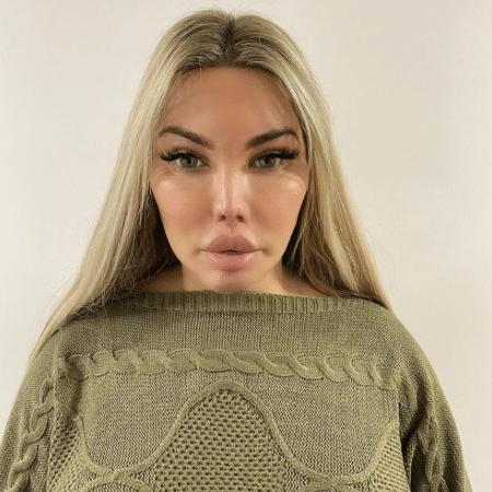 """Jessica Alves fez post de cara lavada e exaltando """"escolha da liberdade"""" em processo de transição - Reprodução/Instagram/@jessicaalvesuk"""