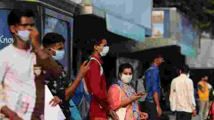 Em nove países, incluindo a Índia, '12 meses de pandemia eliminaram 12 anos de progresso na luta contra a tuberculose' - Getty Images - Getty Images