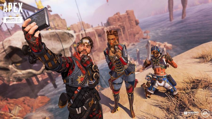 Apex Legends Mobile é real - Divulgação/EA