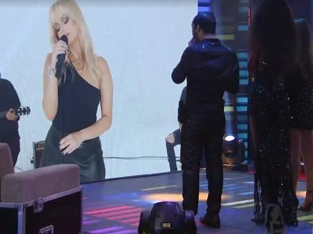 BBB 21: Gil diz que prefere Fiuk durante show de Bebe Rexha