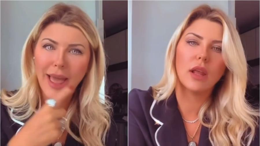 No Limite: Iris Stefanelli chora ao falar de polêmica com Ariadna - Reprodução/Instagram