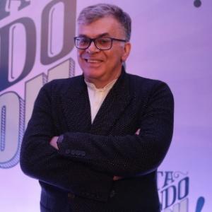 """Walcyr Carrasco escreve """"Êta Mundo Bom!"""" juntamente com dois colaboradores - Paulo Belote/TV Globo"""