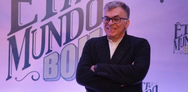 """""""Eta Mundo Bom"""" já entra na lista dos grandes sucessos de Walcyr Carrasco - Paulo Belote/TV Globo"""