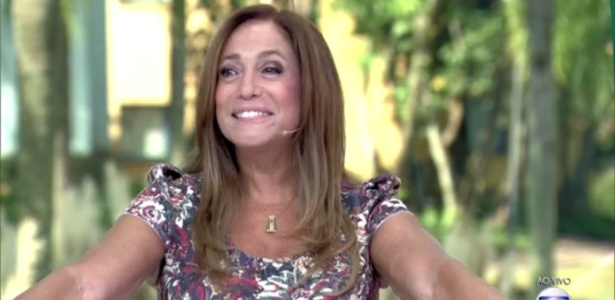 """Susana Vieira estreia no """"Vídeo Show"""" - Reprodução/TV Globo"""