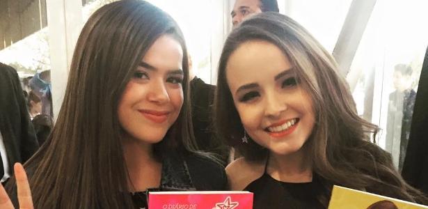 1fa84c0b7b586 Exclusivo  Globo vai fazer propostas para Maisa Silva e Larissa Manoela -  08 10 2018 - UOL TV e Famosos