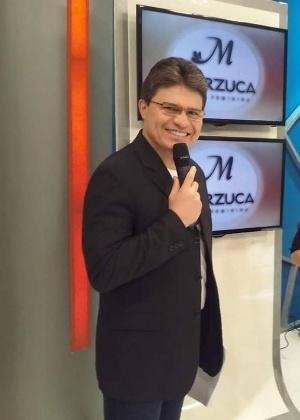 O apresentador Ênio Carlos - Reprodução/Instagram/eniocarlos