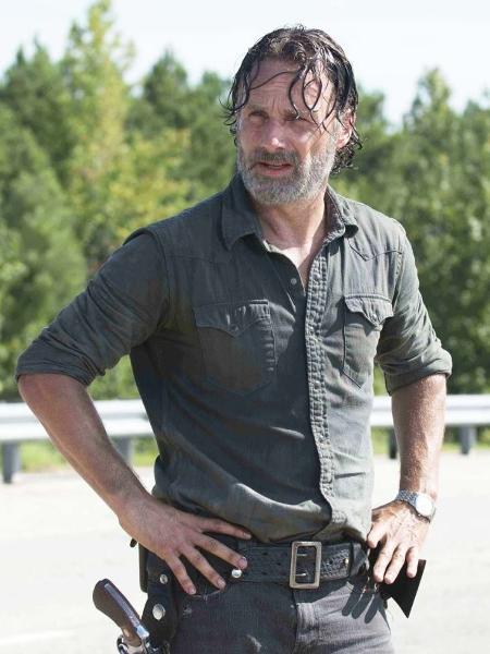 """Andrew Lincoln se prepara para se despedir de """"The Walking Dead"""" - Divulgação/AMC"""