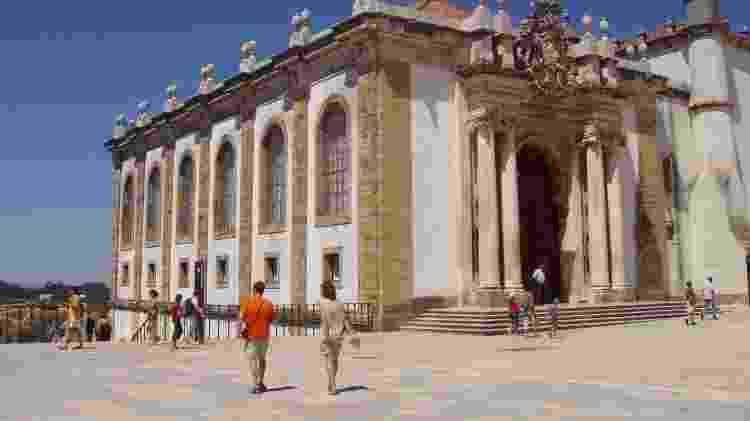 Biblioteca Joanina, em Coimbra (Portugal) - Divulgação - Divulgação