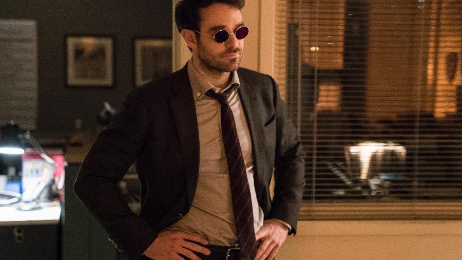 """Charlie Cox é Matt Murdock em """"Demolidor"""" e em """"Os Defensores"""" - Divulgação/Netflix"""