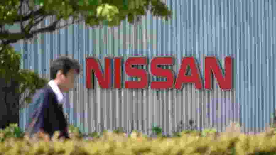 Sede da Nissan em Yokohama: falha na vistoria de 1,2 milhão de carros - Kazuhiro Nogi/AFP