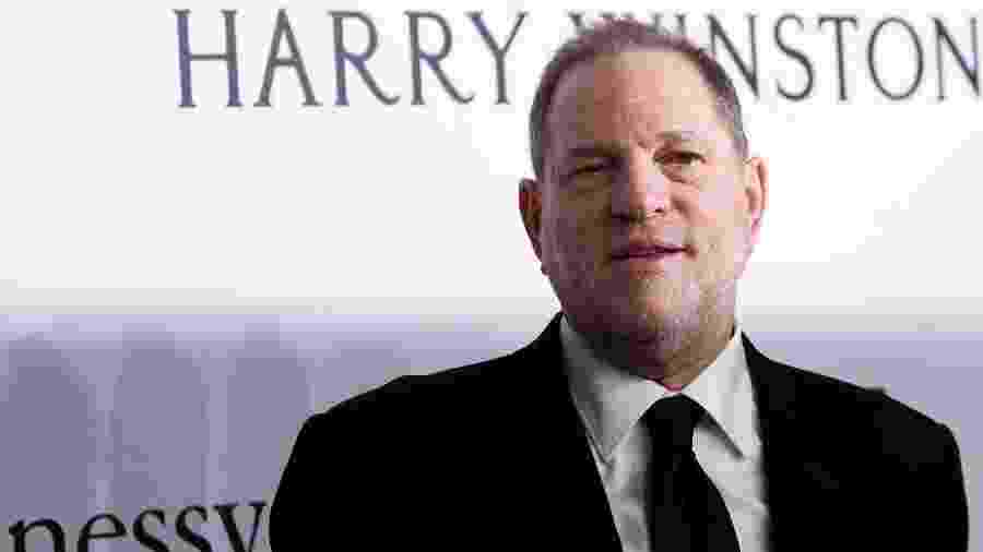 Harvey Weinstein - Andrew Kelly - 10.fev.2016/Reuters