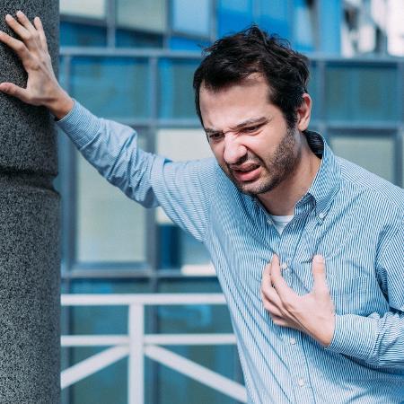 Ansiedade pode te salvar de um ataque cardíaco - iStock