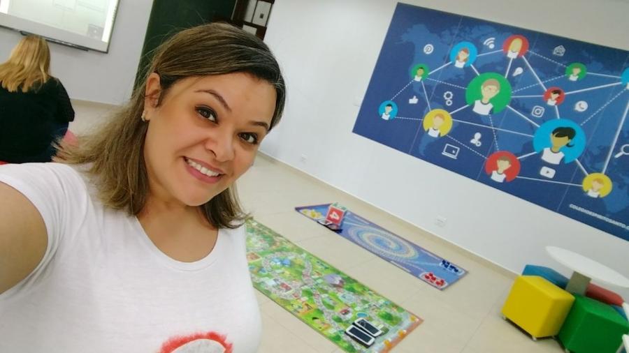 Karla Ferreira trabalha para aliar educação, tecnologia e Carnaval - Arquivo pessoal/Divulgação