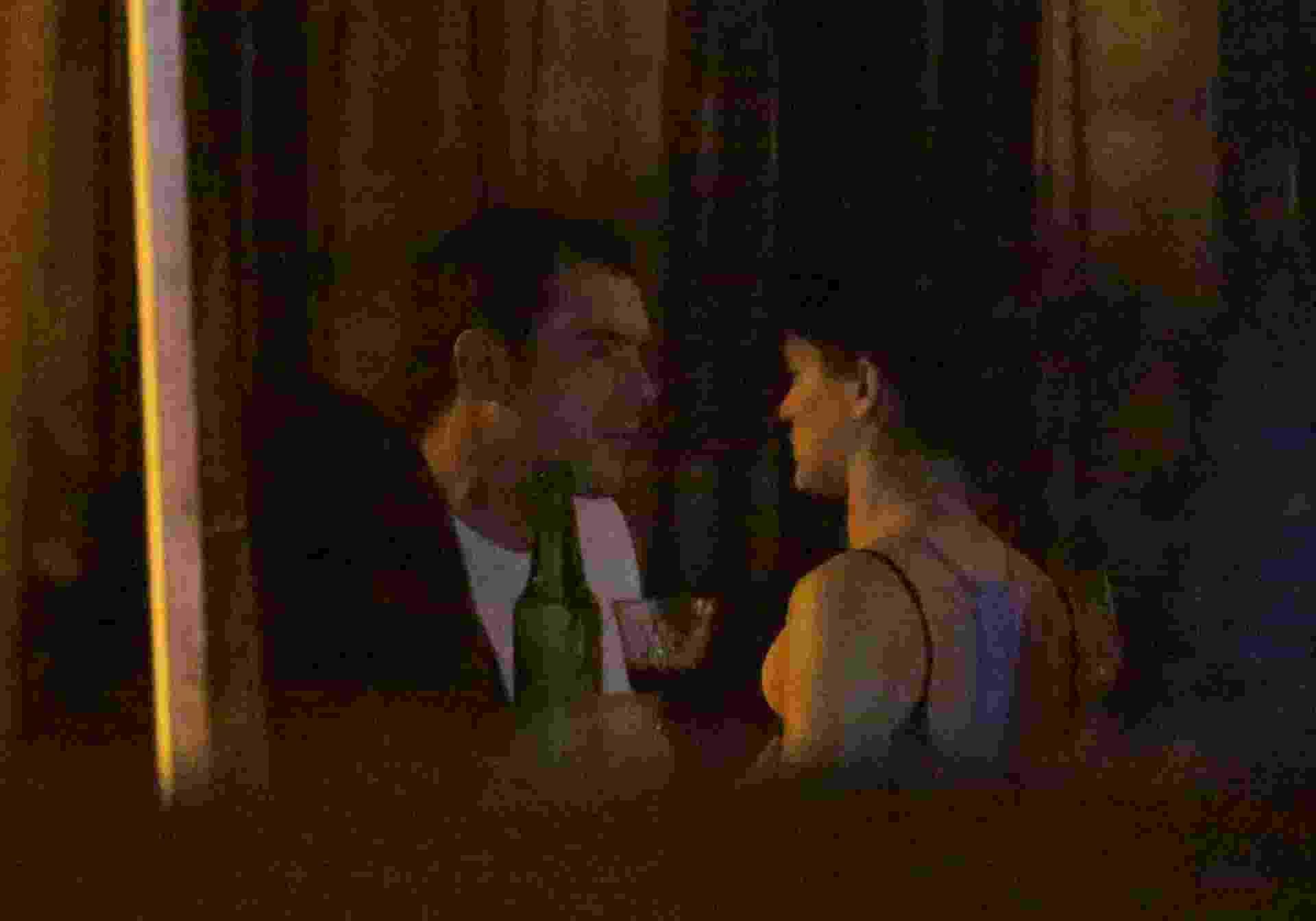 """Sergio Guizé e Bianca Bin em clima de romance em festa de """"O Outro Lado do Paraíso"""" - AgNews"""