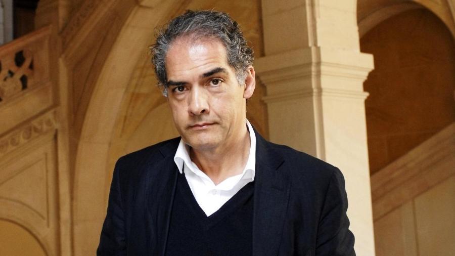 O escritor escocês Philip Kerr - Getty Images